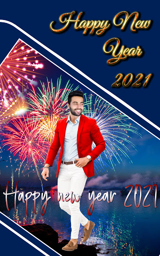 New Year Photo Editor - Photo Frames screenshot 18
