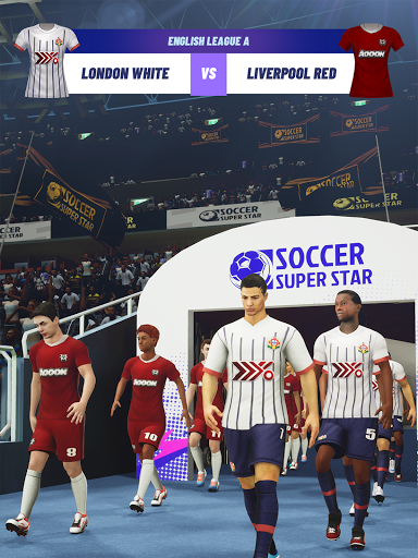 Soccer Super Star screenshot 13