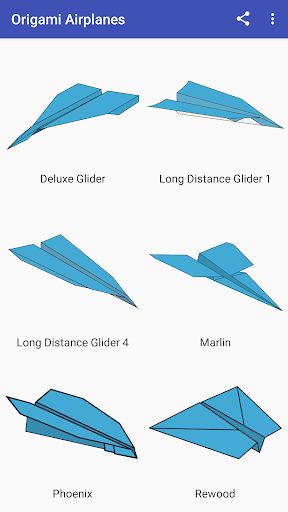 How To Make Origami Flying Airplanes Paper Flight screenshot 1