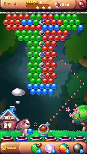 Bubble Bird Rescue 2 - Shoot! screenshot 1