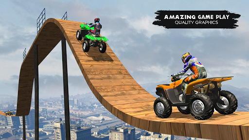 ATV Quad Bike Simulator 2021 screenshot 8