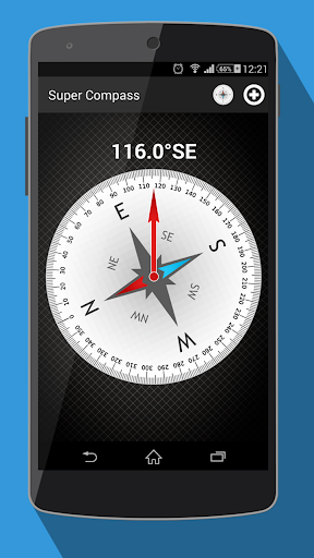 Compass for Android screenshot 2