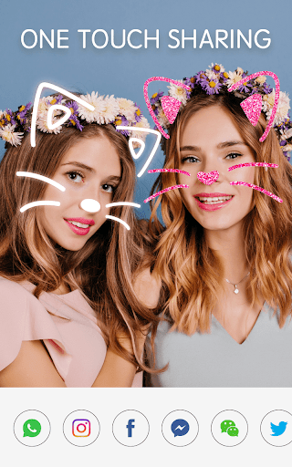 Face Camera: Photo Filters, Emojis, Live Stickers screenshot 8