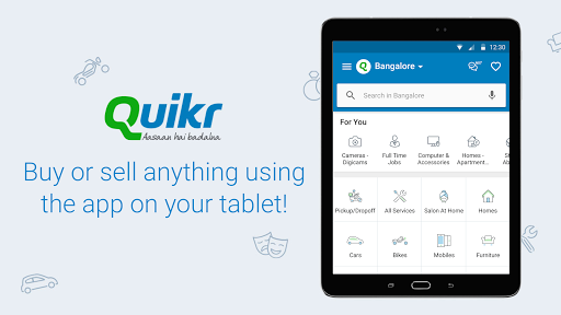 Quikr - Search Jobs, Mobiles, Cars, Home Services screenshot 9
