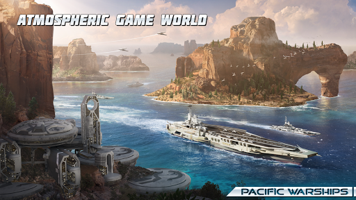 Pacific Warships screenshot 4