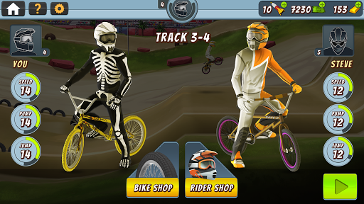 Mad Skills BMX 2 captura de tela 5