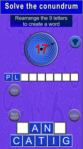 Letters and Numbers Countdown screenshot 3