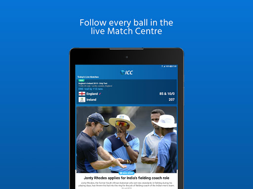 ICC - Live International Cricket Scores & News screenshot 15