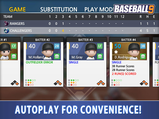 BASEBALL 9 screenshot 12