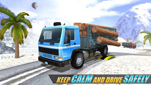 Indian Real Cargo Truck Driver -New Truck Games 21 screenshot 11