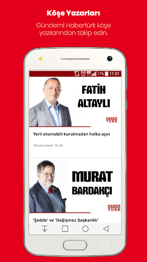 HABERTURK screenshot 1