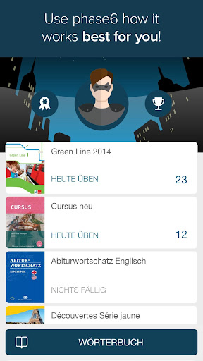 Memorize german vocabulary with phase6 screenshot 20
