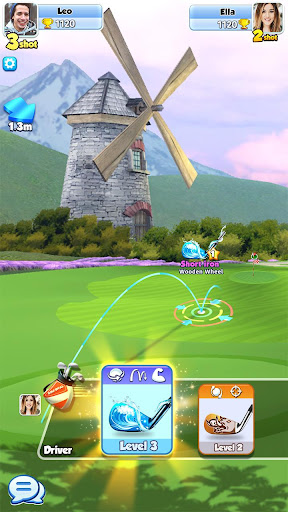 Golf Rival screenshot 2