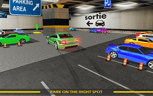 Street Car Parking 3D screenshot 14