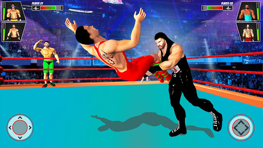 Real Ring Fight Wrestling Championship Games 2020 screenshot 8
