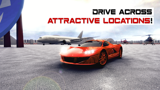 Exotic Car Driving Simulator 2020 screenshot 1