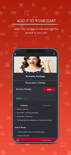 Housejoy-Trusted Home Services screenshot 4