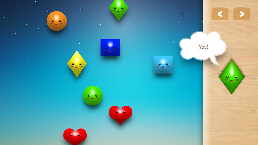 Baby Learning Shapes for Kids screenshot 3