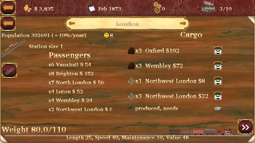 Railroad Manager 3 screenshot 5