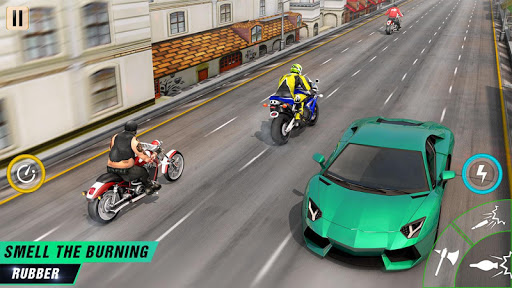 Bike Attack New Games screenshot 5