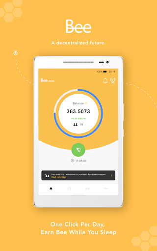 Bee Network:Phone-based Digital Currency screenshot 7