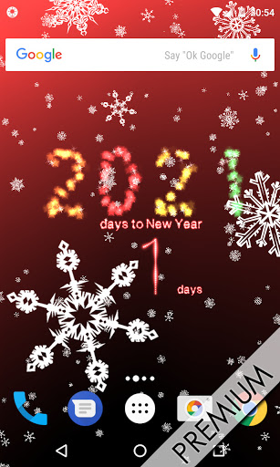 New Year countdown 2021 screenshot 4