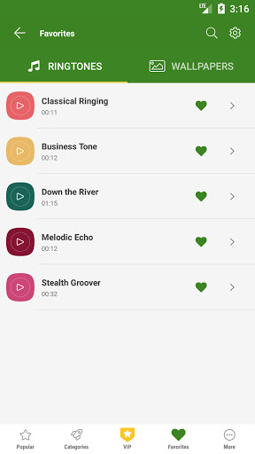 Free Ringtones for Android™ screenshot 10