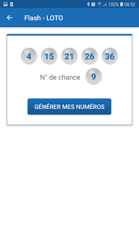 Résultat Loto France screenshot 8