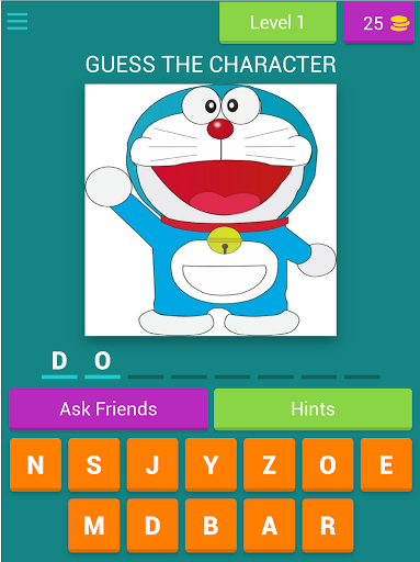 Game Cartoon Quiz screenshot 8