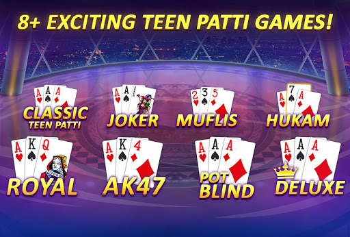 Teen Patti Gold screenshot 4