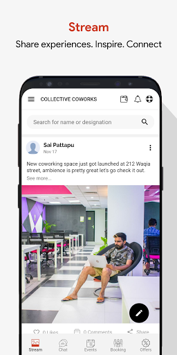 COLLECTIVE COWORKS screenshot 2