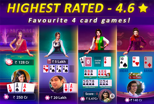 Teen Patti Gold screenshot 3