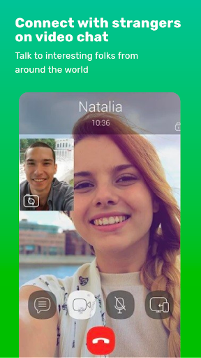 Messenger for Video Call, Video Chat & Random chat screenshot 2