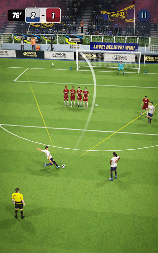Soccer Super Star screenshot 17