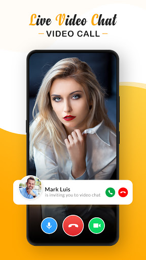 Live Video Chat & Video Call screenshot 3