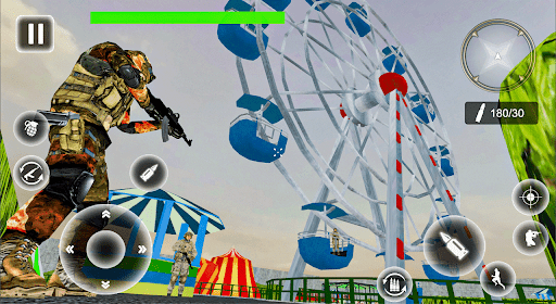 Bullet Field screenshot 5