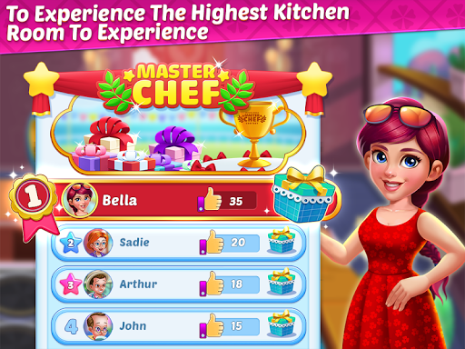 Cooking Tasty: The Worldwide Kitchen Cooking Game screenshot 7