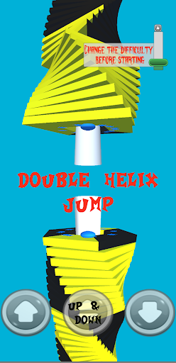 Double Helix Jump screenshot 2