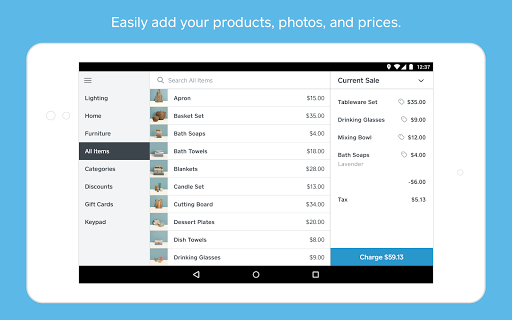 Square Point of Sale - POS screenshot 3