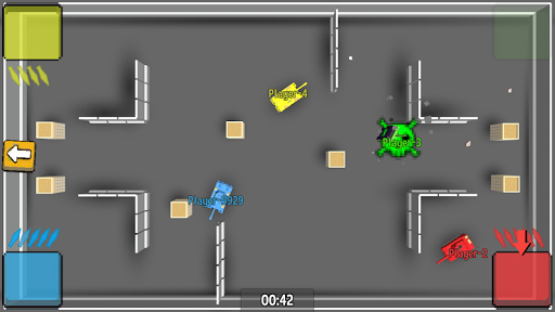 Cubic 2 3 4 Player Games screenshot 8