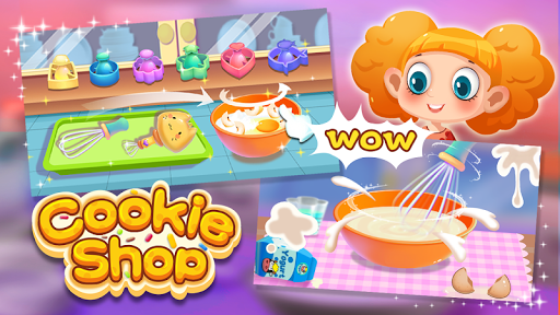 🍪🍪Cookie Shop screenshot 9