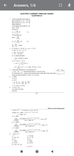 Physics Problems & Solutions 屏幕截图 7
