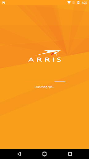 ARRIS SURFboard® Manager screenshot 1