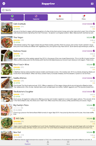 Find Vegan Restaurants & Vegetarian Food screenshot 18