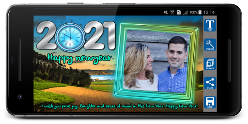 2021 Newyear Photo Frames screenshot 7