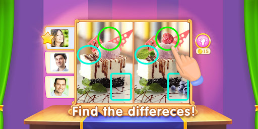 Differences online - Spot IT screenshot 1