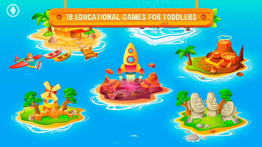Games for toddlers 2+ screenshot 1