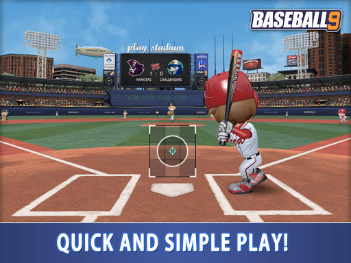 BASEBALL 9 screenshot 8