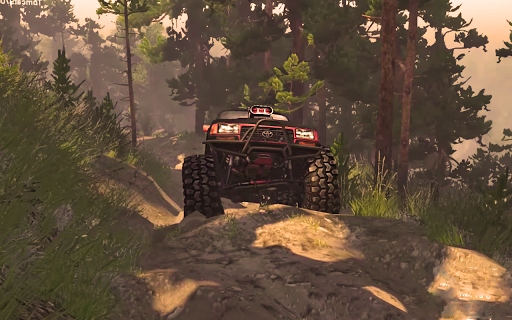 Offroad Xtreme Jeep Driving Adventure screenshot 2