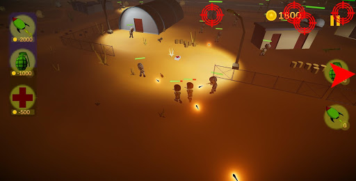 Tiny Soldiers screenshot 12